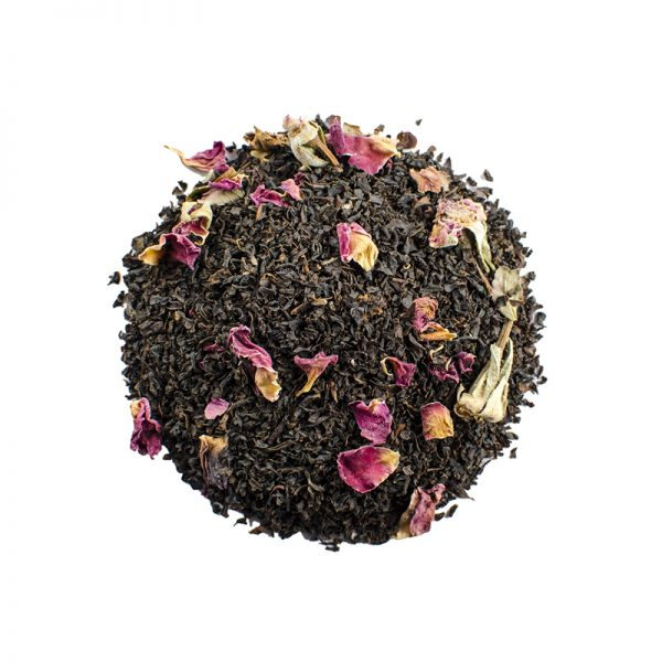 Black Rose Lovers Cup Tea